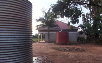 water cisterns at Wambale