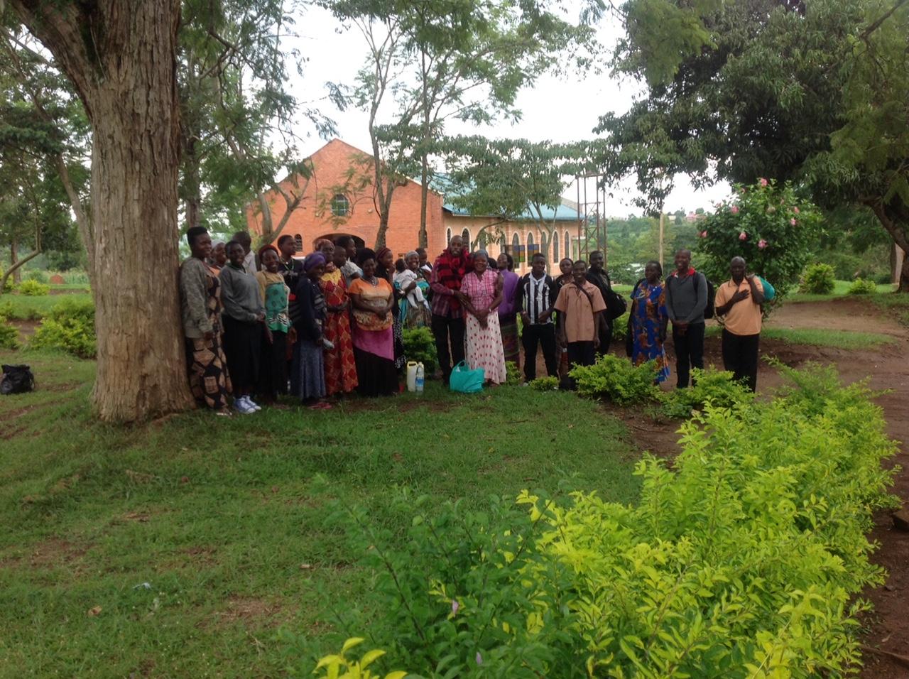 Uganda Martyr Pilgrimage