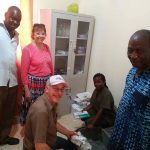 Wambale clinic supplies delivered